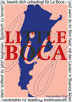 Little big Boca von Graf,  Hanswalter