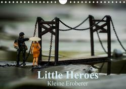 Little Heroes – kleine Eroberer (Wandkalender 2020 DIN A4 quer) von Konieczka,  Andreas