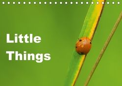 Little Things (Tischkalender 2018 DIN A5 quer) von Tickell,  David