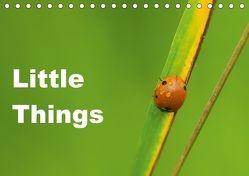 Little Things (Tischkalender 2018 DIN A5 quer) von Tickell,  David