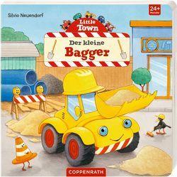 Little Town: Der kleine Bagger von Neuendorf,  Silvio