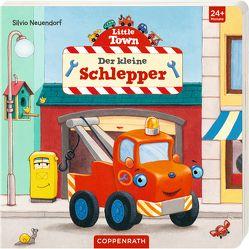 Little Town: Der kleine Schlepper von Neuendorf,  Silvio