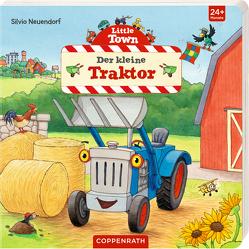 Little Town: Der kleine Traktor von Neuendorf,  Silvio