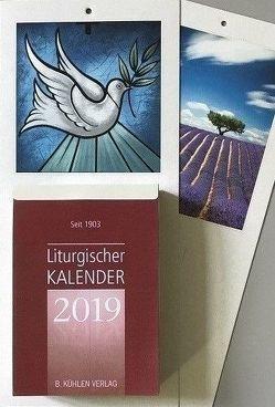 Liturgischer Kalender 2019 Großdruckausgabe von Hurtz,  Klaus