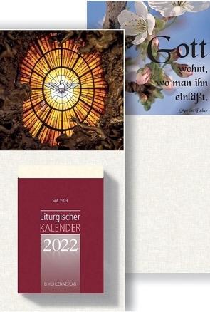 Liturgischer Kalender 2022 Großdruckausgabe von Hurtz,  Klaus
