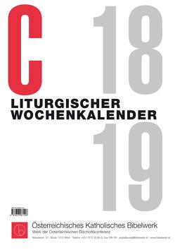 Liturgischer Wochenkalender LJ C 2018/2019