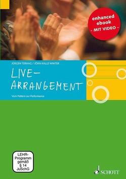 Live-Arrangement von Neumann,  Friedrich, Terhag,  Jürgen, Winter,  Jörn Kalle