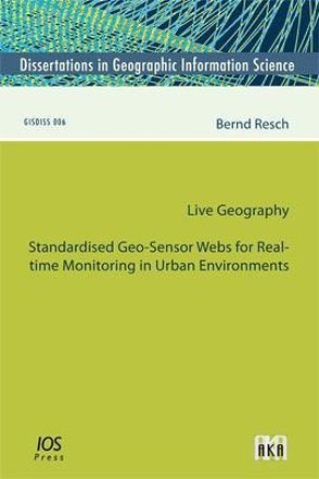 Live Geography von Resch,  Bernd