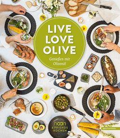 Live Love Olive von Schweger,  Margit und Richard