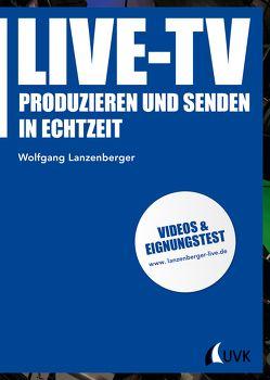 Live-TV von Lanzenberger,  Wolfgang
