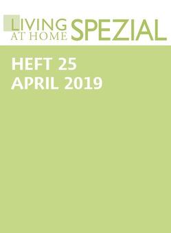 Living at Home Spezial Nr. 25 (1/2019) von Gruner+Jahr GmbH