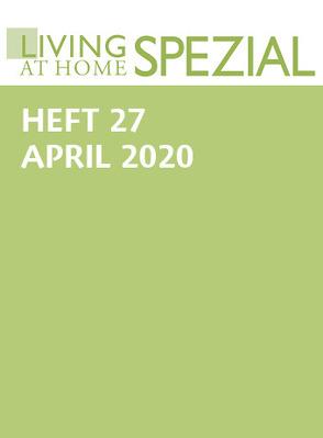 Living at Home Spezial Nr. 27 (1/2020) von Gruner+Jahr GmbH
