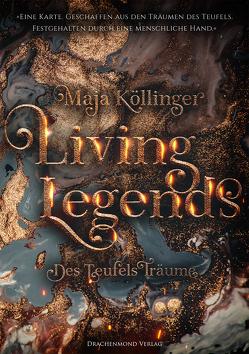 Living Legends von Köllinger,  Maja