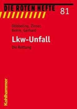 Lkw-Unfall von Böhm,  Frank, Döbbeling,  Ernst-Peter, Gerhards,  Frank, Zinser,  Rainer