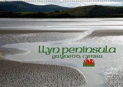 LLyn Peninsula, Gwynedd, Cymru (Wandkalender 2019 DIN A2 quer) von Schaefer,  Peter
