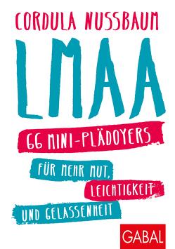 LMAA von Nussbaum,  Cordula