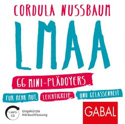 LMAA von Bergmann,  Gisa, Nussbaum,  Cordula