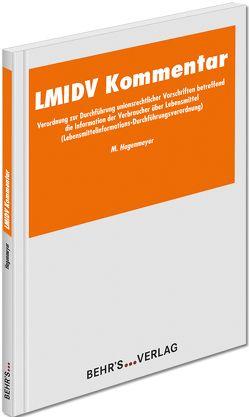 LMIDV Kommentar von Hagenmeyer,  Prof. Dr. Moritz