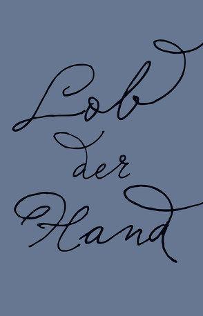Lob der Hand von Focillon,  Henri