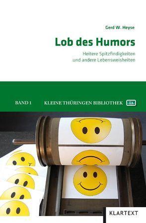 Lob des Humors von Heyse,  Gerd W.