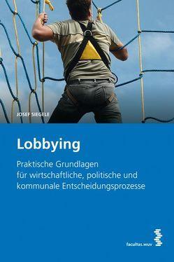 Lobbying von Siegele,  Josef