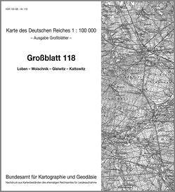 Loben – Woischnik – Gleiwitz – Kattowitz