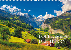 Lobet, ihr Berge, den Herrn 2021