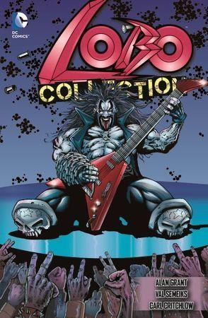 Lobo Collection von Critchlow,  Carl, Grant,  Alan
