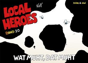 Local Heroes / Local Heroes 20 von Schmidt,  Kim