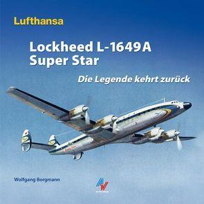 Lockheed L-1649A-Superstar von Borgmann,  Wolfgang