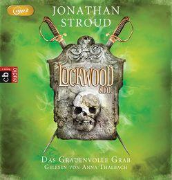 Lockwood & Co. – Das Grauenvolle Grab von Jung,  Gerald, Orgaß,  Katharina, Stroud,  Jonathan, Thalbach,  Anna