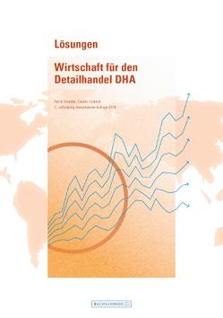 Lösungen Wirtschaft für den Detailhandel DHA von Schedler,  Patrik, Schmid,  Cosimo
