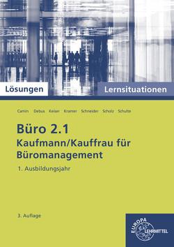 Lösungen zu 75772 von Camin,  Britta, Debus,  Martin, Kramer,  Holger, Schneider,  Alexander, Scholz,  Annika, Schulte,  Walter