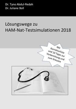 Lösungswege zu HAM-Nat-Testsimulationen 2018 von Abdul-Redah,  Tyno, Boll,  Juliane