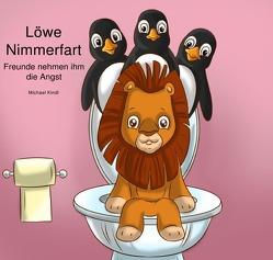 Löwe Nimmerfart von Kindl,  Michael