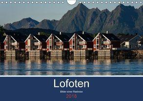 Lofoten 2018 – Bilder einer Radreise (Wandkalender 2018 DIN A4 quer) von Ulven Photography (Wiebke Schröder),  Lille