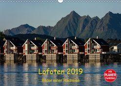 Lofoten 2019 – Bilder einer Radreise (Wandkalender 2019 DIN A3 quer) von Ulven Photography (Wiebke Schröder),  Lille