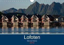 Lofoten 2019 – Bilder einer Radreise (Wandkalender 2019 DIN A4 quer) von Ulven Photography (Wiebke Schröder),  Lille
