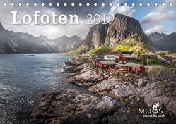 Lofoten – 2019 (Tischkalender 2019 DIN A5 quer) von Schöps,  Anke