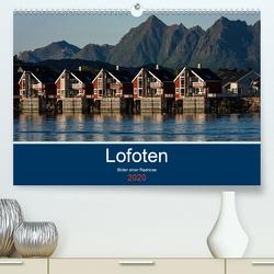 Lofoten 2020 – Bilder einer Radreise (Premium, hochwertiger DIN A2 Wandkalender 2020, Kunstdruck in Hochglanz) von Ulven Photography (Wiebke Schröder),  Lille