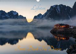 Lofoten – From Dusk Till Dawn (Wandkalender 2019 DIN A3 quer) von Schoen,  Ulrich