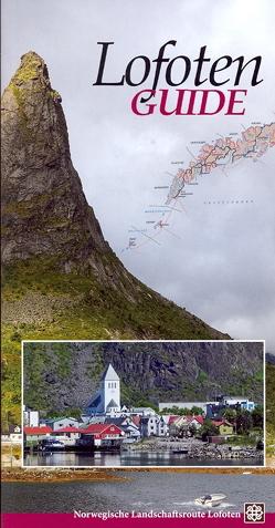 Lofoten Guide von Hermansen,  Pål