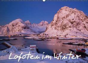 Lofoten im Winter (Wandkalender 2018 DIN A2 quer) von Buschardt,  Boris