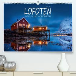Lofoten – Inseln im Nordmeer (Premium, hochwertiger DIN A2 Wandkalender 2020, Kunstdruck in Hochglanz) von L. Beyer,  Stefan