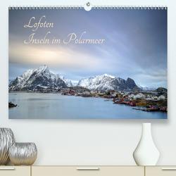 Lofoten – Inseln im Polarmeer (Premium, hochwertiger DIN A2 Wandkalender 2021, Kunstdruck in Hochglanz) von Schnepp,  Rolf