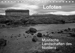 Lofoten – Mystische Landschaften des Nordens (Tischkalender 2018 DIN A5 quer) von Reuke,  Sabine