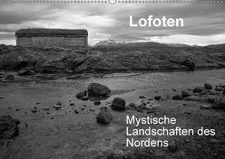 Lofoten – Mystische Landschaften des Nordens (Wandkalender 2018 DIN A2 quer) von Reuke,  Sabine