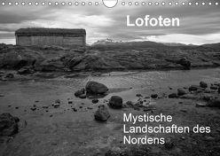 Lofoten – Mystische Landschaften des Nordens (Wandkalender 2018 DIN A4 quer) von Reuke,  Sabine