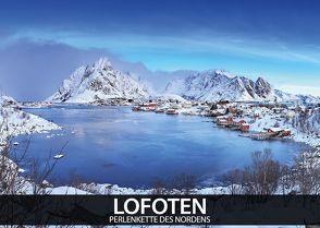 Lofoten – Perlenkette des Nordens von Thoermer,  Val