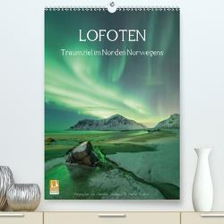 LOFOTEN – Traumziel im Norden Norwegens (Premium, hochwertiger DIN A2 Wandkalender 2021, Kunstdruck in Hochglanz) von Berkhoff und Martin Büchler,  Christine